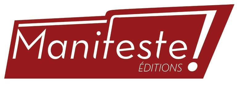 Logo Editions Manifeste !